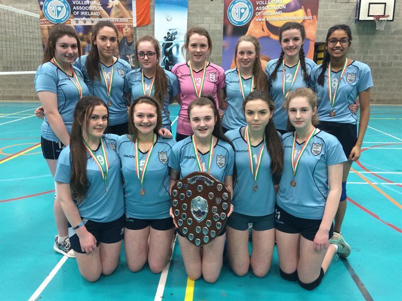 St Brigid's College Loughrea All Ireland Cadet B Champions 2017.JPG