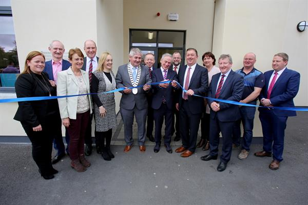 Extension Official Opening, 2017