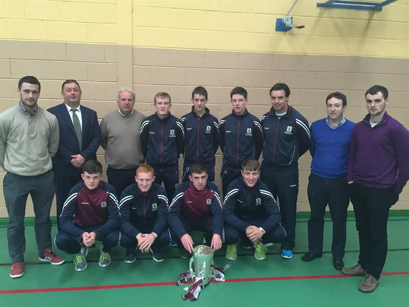 Galway Minor Team Visit.JPG
