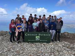 Croagh Patrick Climb!