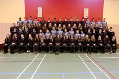 TY Class of 2017/2018!