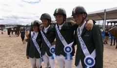 Former student takes Silver at World Equestrian Games in North Carolina