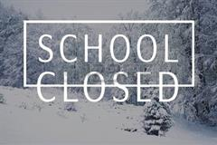 SCHOOL CLOSED - Thursday 1st March