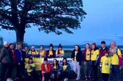 Darkness Into Light