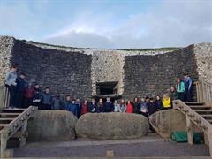 Art Trip to Newgrange