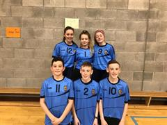 Volleyball Success for St. Brigid