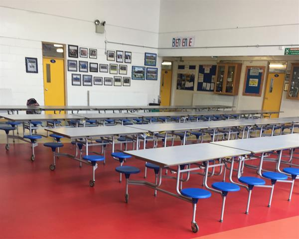 St. Brigid's College School Canteen