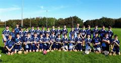 First Year Hurling