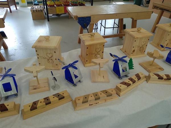 Materials Technology (Wood)
