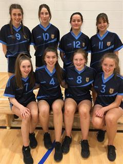 Cadet A Girls Volleyball
