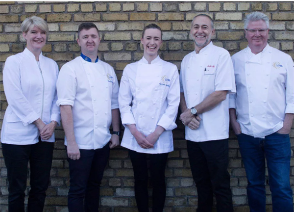 Graine Mullins crowned Young Chef in Ireland