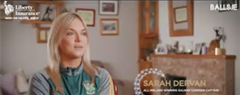 Sarah Dervan - All Star & Galway Senior Camogie Captain