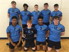 Senior A Boys Volleyball