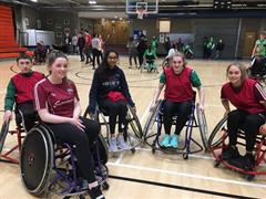 Irish Wheelchair Competition