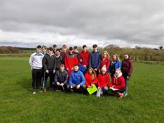 Leaving Cert Ag Science Field Trip