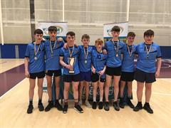 Junior Boys & Girls Volleyball Cup Finals