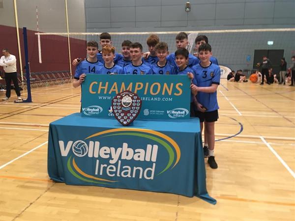 Cadet B All Ireland Champions