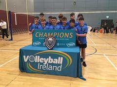 Cadet B All Ireland Champions