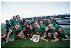 Congrats Sarsfields Camogie