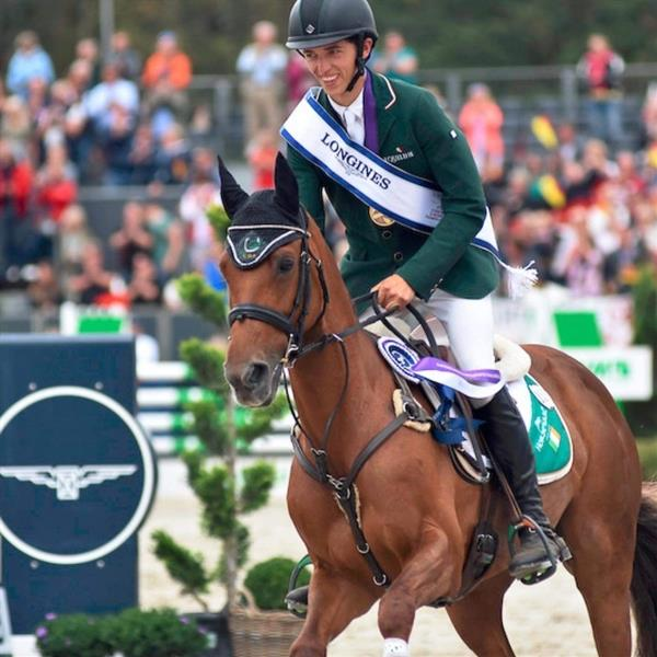 Cathal Daniels to compete in Olympic Games